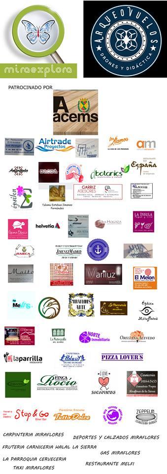 Patrocinadores de Miraexplora